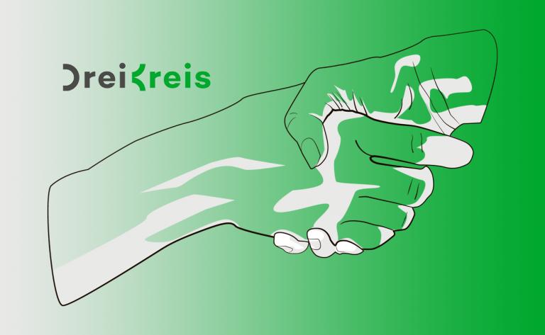 Tutorial Gehalt verhandeln Handshake DreiKreis
