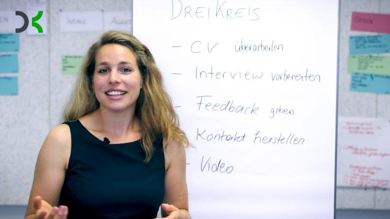 katharina van zeller is explaining the advantages