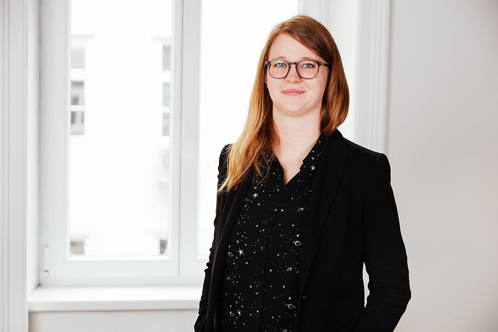 Kathrin Schönfelder Portrait. Mitarbeiterin bei DreiKreis.