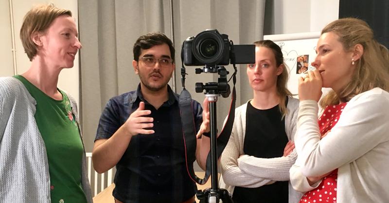 Videoeinschulung bei DreiKreis